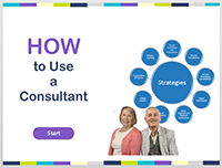 HOW to Use a Consultant