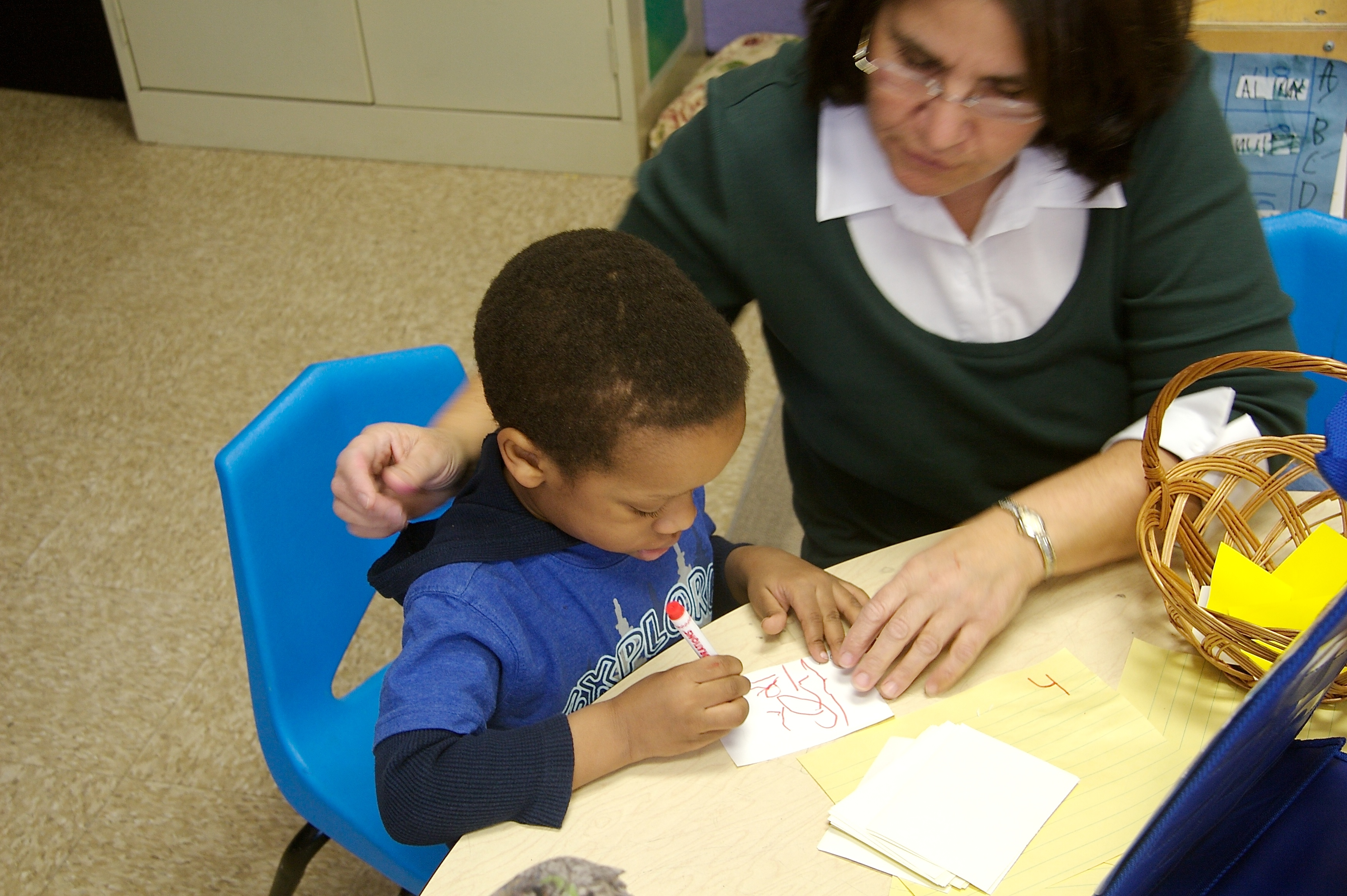 CCRI and DHS Announce the R.I. Early Childhood Education and Training Program Grant!