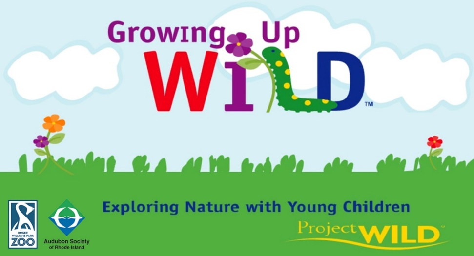 Growing Up WILD: PD Opportunity from Audubon Society of RI and Roger Williams Park Zoo!